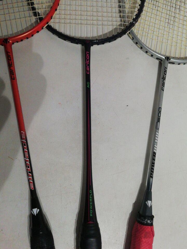 Badmintonketsjer, Carlton