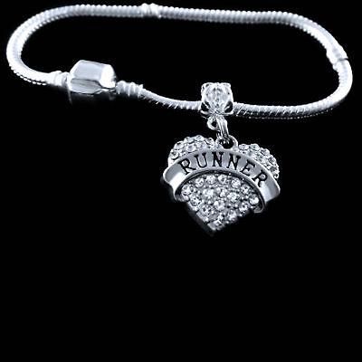 Runner Bracelet Jogging Jewelry