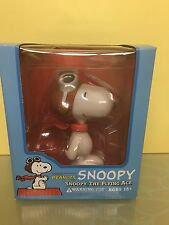 SNOOPY THE FLYING ACE CHARLIE BROWN PEANUTS MEDICOM BANDAI VINYL DOLLS