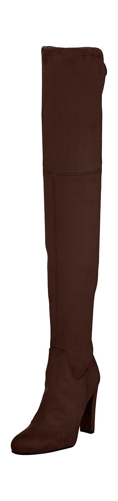 consegna gratuita Buffalo LONDON donna 2861 2861 2861 Micro Stirare Stivali Marrone (Marrone 150 0) 6.5 UK  classico senza tempo