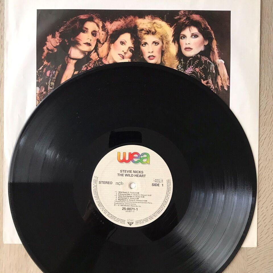 LP, Stevie Nicks, The Wild Heart