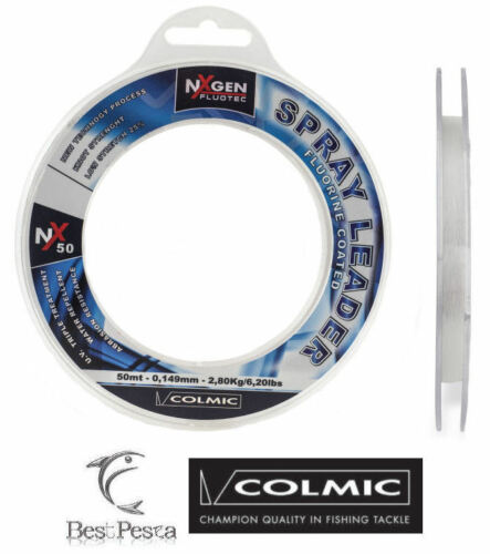 SPRAY LEADER NX50-50mt Filo COLMIC 0,55