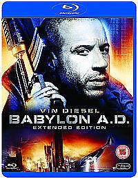 1 of 1 - Babylon A.D. (Blu-ray, 2008)