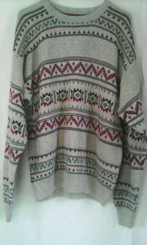 Jantzen Sweater Mens Large