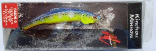 Pesca,Esche Artificiali,Esca Artificiale Siluro Matzuo Kinchou Minnow 8,90 Cm