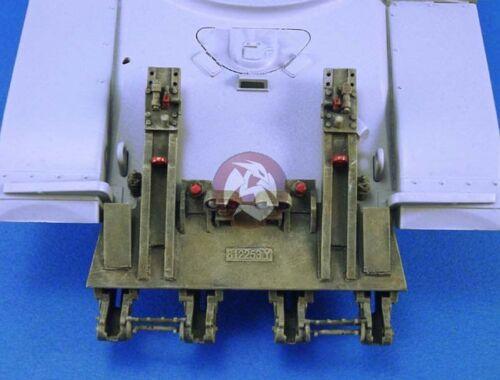 Legend 1//35 Isreali IDF Magach 6B Tank Instructor Chair KMT Adapter Set LF1109