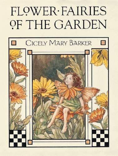 Flower Fairies of the Garden - Cicely Mary Barker
