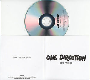 ONE-DIRECTION-One-Thing-2011-UK-1-trk-promo-test-CD