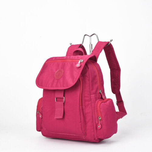 Garçons Filles multi poches Sac Designer Sac à dos Sac à dos épaule sac d/'école