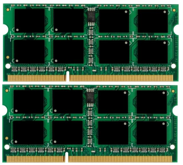 Memory PC3-12800 SODIMM For HP 240 G4 2x8GB NEW 16GB