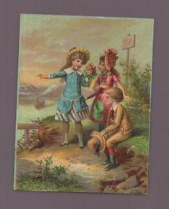 Kitschbild - Gruppe Kinder (i7098)