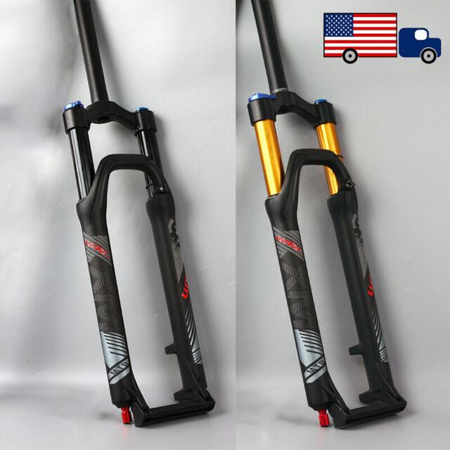 Mountain Bike Suspension Fork Disc Brake Bicycle MTB 26 27.5 29er Ultralight