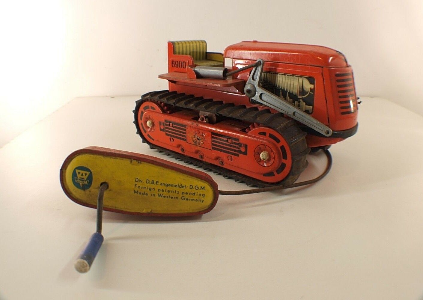 ARNOLD DBP MOTOR TRACTOR 6900 bulldozer chenilles