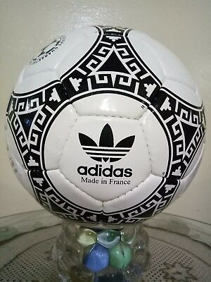 NEW ADIDAS Azteca Mexico Official World Cup 1986 Football size_5(Made in France)