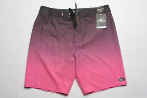 14ac55f4f1 Image is loading O-039-Neill-Hyperfreak-Solid-Boardshort-32-Pink