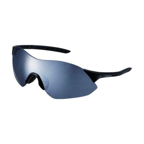 SHIMANO CE-S41R MATT SCHWARZ Radbrille Sonnenbrille VERSCH Esatzgläser