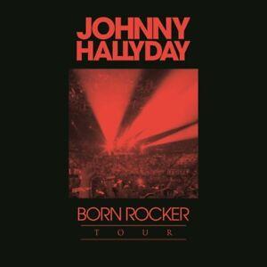 Johnny-Hallyday-Coffret-2cd-Born-Rocker-Tour-concert-au-palais-de-4-CD-NEUF
