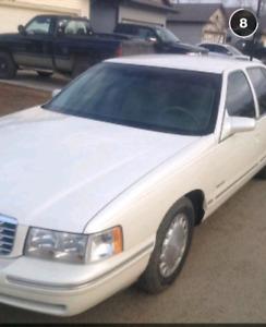 1999 Cadillac Deville LOW KMs!!