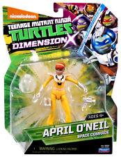 Tmnt Teenage Mutant Ninja Turtles Dimension X APRIL O 'neil Figura