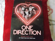 I LOVE ONE DIRECTION   DVD +  POSTER