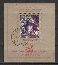 Polen  Michelnummer Block 73 gestempelt  (europa:2222)