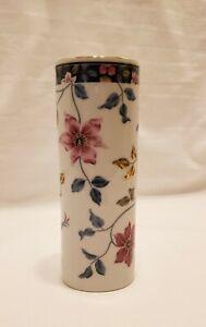 "Otagiri Japan Porcelain 6 1/2"" Oval Vase marked ""Supreme"" Otagiri Japan"