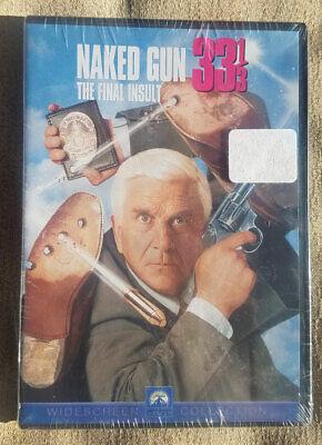 Naked Gun 33 1/3: The Final Insult 883929302543 | eBay