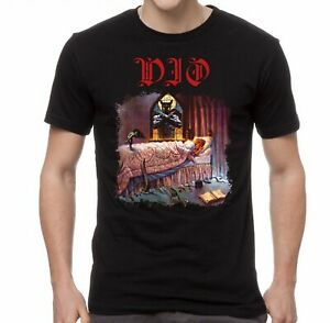 DIO-cd-cvr-DREAM-EVIL-Official-2-Sided-SHIRT-XXL-2X-New-black-sabbath