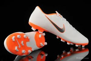 Nike-Mercurial-Vapor-12-Academy-FG-MG-Hommes-Crampons-Football-Chaussures-UK-6-EUR-40