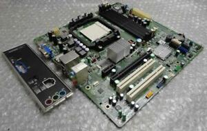 Dell-0F896N-F896N-Inspiron-546-Tower-Socket-AM2-Motherboard-with-I-O-Plate