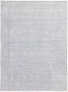 Hand-knotted-9-039-1-034-x-12-039-2-034-Kashkuli-Gabbeh-Gabbeh-Tribal-Wool-Rug