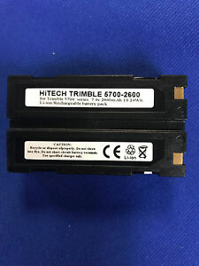 Hitech-battery-Japan-li2-6A-for-TRIMBLE-R7-R8-GNSS-5700-5800-GPS-Receivers-eq
