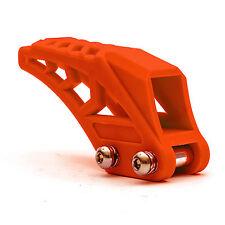 Pitbike Dirt Pit Bike Chain Guide Orange CRF50 CRF70 KLX 110cc 125cc 140cc 150cc