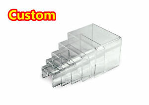 Display Riser Stand Toy Jewelry Gifts Acrylic Lucite