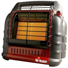 Mr. Heater Portable Propane Big Buddy Heater  #MH18B