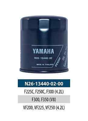 NIB OEM Yamaha 225-250-300-350 Oil Filter 4.2L N26-13440-00-00 Outboard