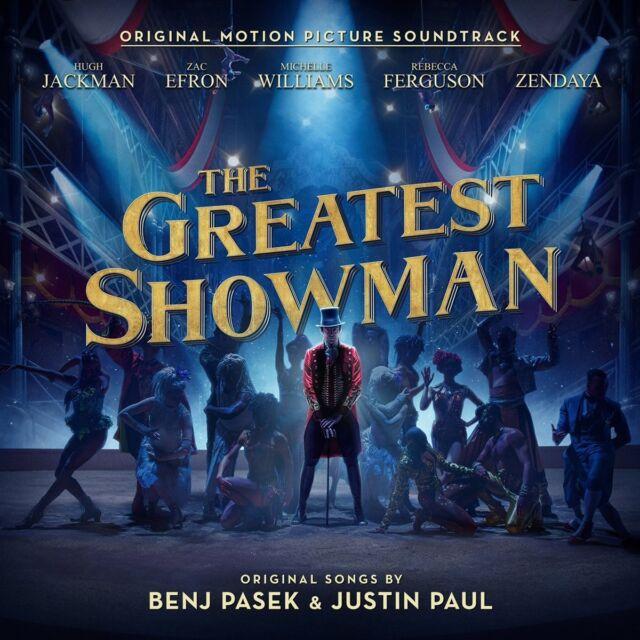 The Greatest Showman - Various Artists (Album) [CD]