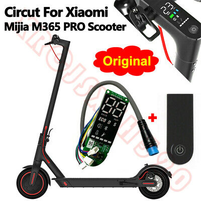 100% Original Circuit Board & Dashboard Cover for Xiaomi MIJIA M365