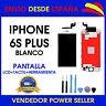 PANTALLA PARA IPHONE 6S PLUS LCD + TACTIL BLANCA BLANCO TOUCH DISPLAY AAA+