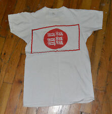 RaRe *1979 CHEAP TRICK* vtg rock band concert tour shirt (S) Chicago 70s 80s