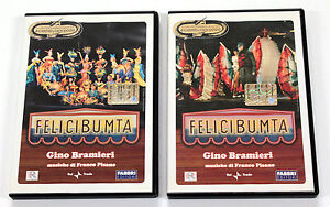 Garinei-Giovannini-FELICIBUMTA-Parte-1-amp-2-DVD-Fabbri-2007-Bramieri-Pisano