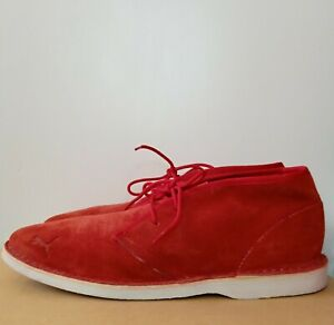 Chaussures Puma Terrae Slim Red (Rouge) Taille 42 (US 9)