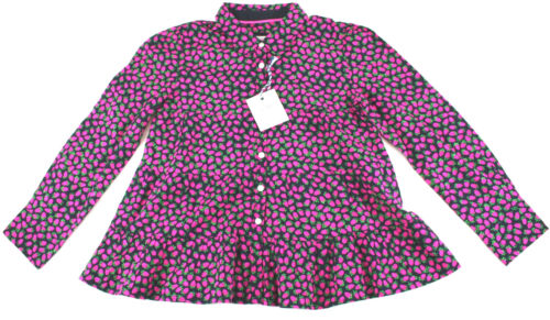 Girls Binkie Shirt Strawberry Pattern Crew Clothing  Age 8-9/&10-11 Free Delivery