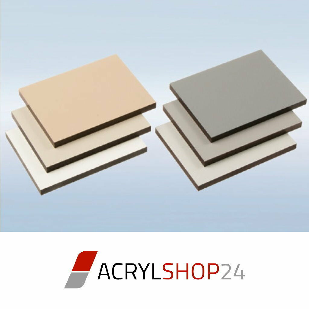 HPL Balkonplatten Baukompaktplatten 8mm M-Line Kronoplan® Kronoart®     m²