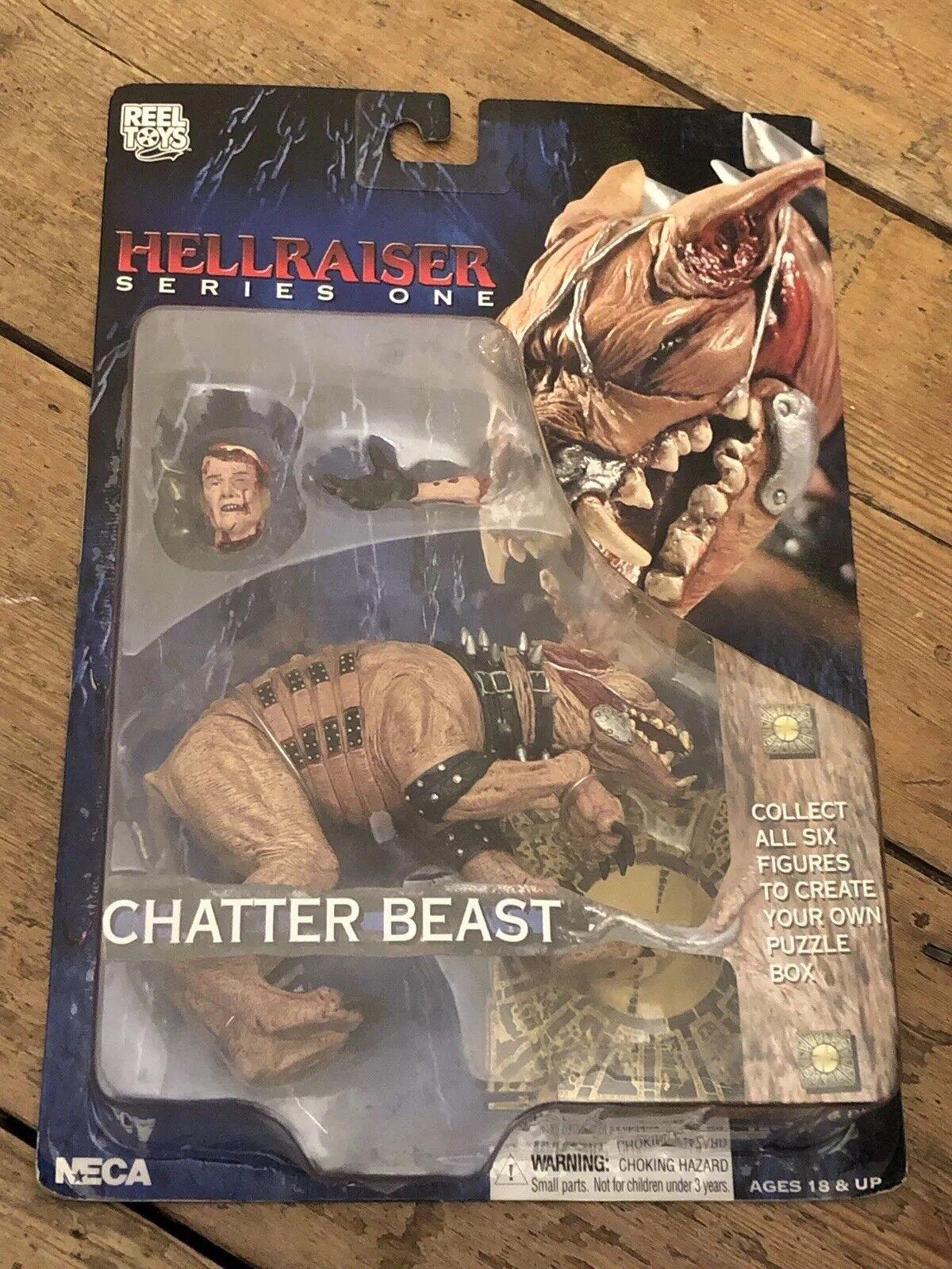 NECA Hellraiser Serie 1 Chatter Beast afhrs 1 42