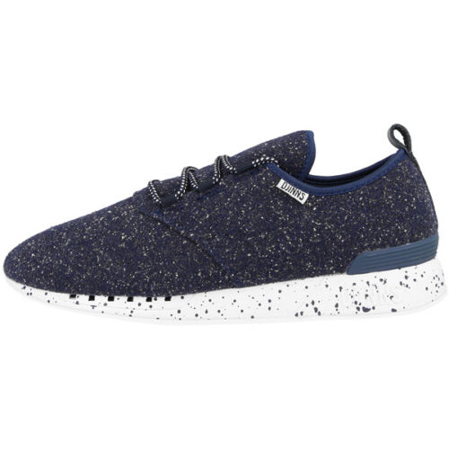Djinn /'s MOC Lau spots Chaussures de sport loisirs sneaker Navy DJINNS forlow LowLau