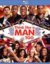 Think Like a Man Too (Blu-ray Disc, 2014, Includes Digital Copy UltraViolet)