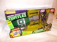 Action Figure Teenage Mutant Ninja Turtles Turtle Sub with Donnie Donatello