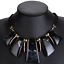 Fashion-Jewelry-Crystal-Choker-Chunky-Statement-Bib-Pendant-Women-Necklace-Chain thumbnail 32