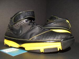 Kobe Maíz Zoom 2 Ad 001 12 Diem Nike 316022 Negro Ii Lakers 2007 Amarillo Carpe qg8EBwq